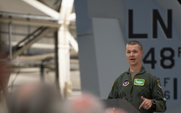 48th Fighter Wing Reactivates the 495th Fighter Squadron [Image 5 of 5]