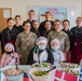 50th Regional Support Group Soldiers visit primary school in Poland