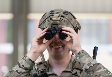 NASCAR visits Special Warfare at Pope Army Air Field
