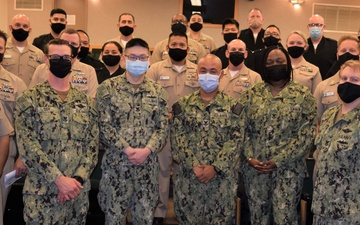 Chief Selectees announced at NMRTC Bremerton [Image 7 of 7]