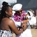 USS Halsey Returns to Homeport