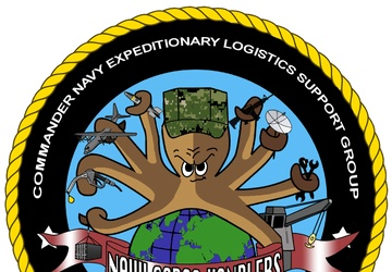 Commander, Navy Expeditionary Logistics Support Group Holds Change of Command Ceremony