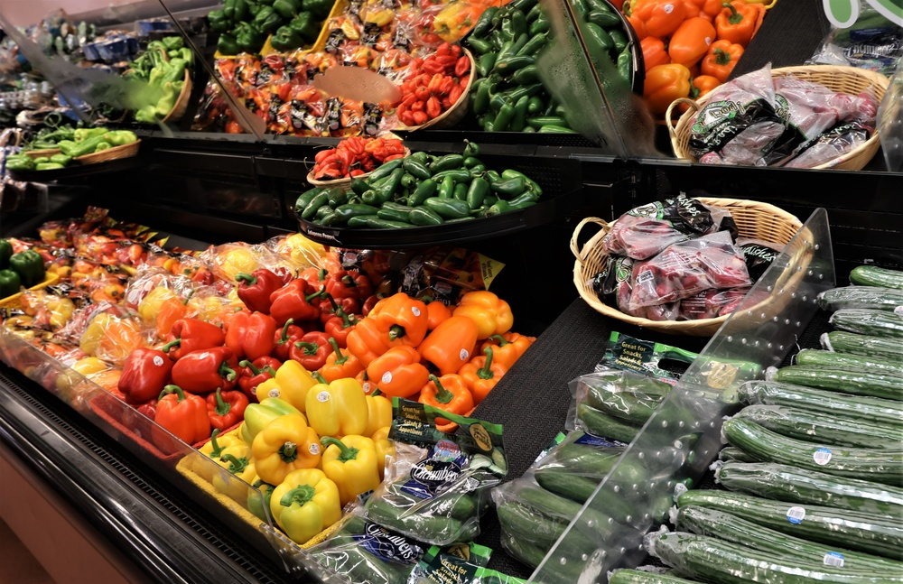 Fort Knox dietician reveals her grocery staples for healthy family meals and picky eaters