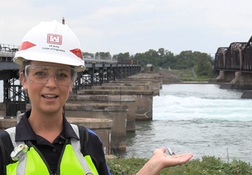 Corps of Engineers video explains Lake Superior regulation