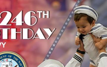 Happy 246th Birthday U.S. Navy