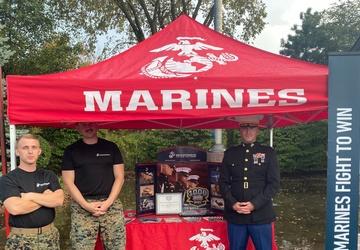 Cleveland Marines participate in GARS game