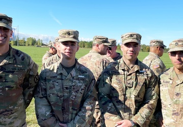Four NY Army Guard troops are first to earn new Expert Soldier Badge