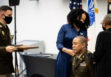 Army Judge Advocate General Corps, Reserve Legal Command Celebrate Accomplishment and Dedication at Promotion Ceremony